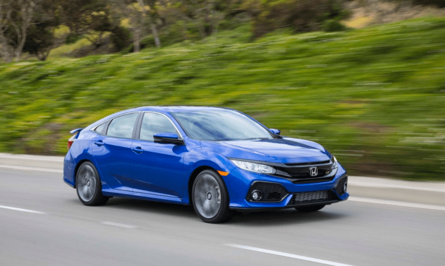 2019 Honda Civic Si Changes Release Date Specs Honda Engine News