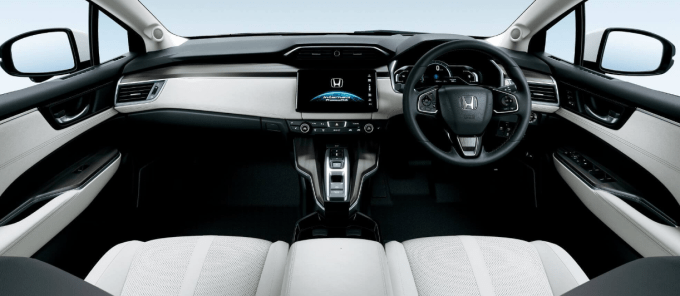 2020 Honda Clarity Plug-in Hybrid Features Interior