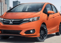 2020 Honda Fit Sport Price Exterior
