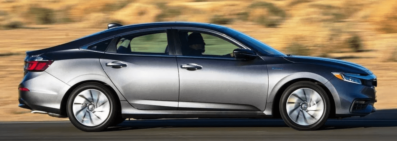 2020 Honda Insight Touring Price Exterior