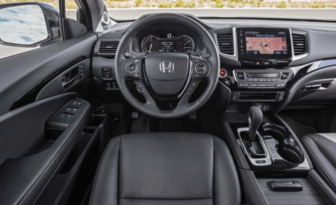 2020 Honda Ridgeline Colors Updates Interior