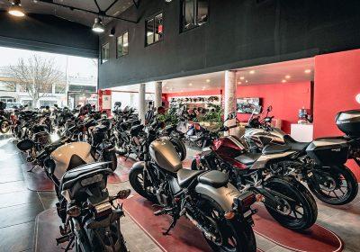 Honda Mallorca Motos