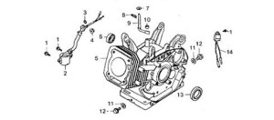 Honda GX340 Parts , Quality aftermarket parts for Honda GX Engines