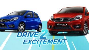 Permalink to: Honda Brio