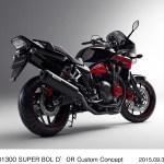Cb1300 Super Bol D Or Custom Concept