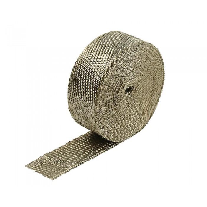 dei performance thermal heat exhaust wrap 2 titanium