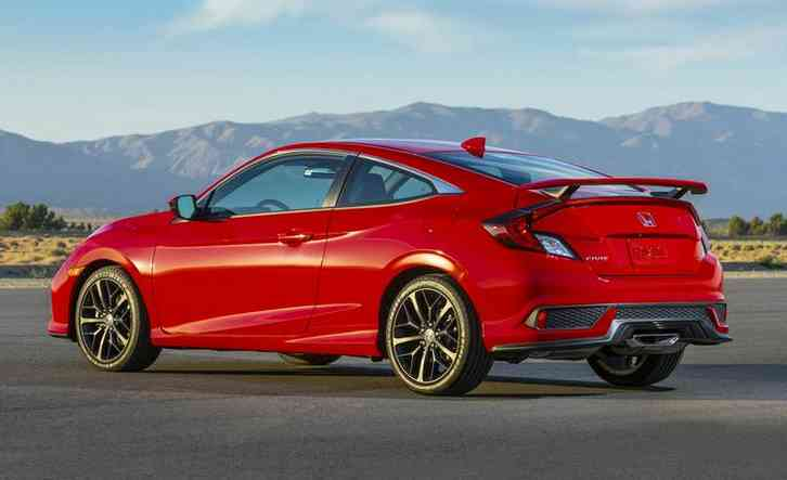 2022 honda civic si specs What is the difference between 2019 and 2020 Honda Civic?
