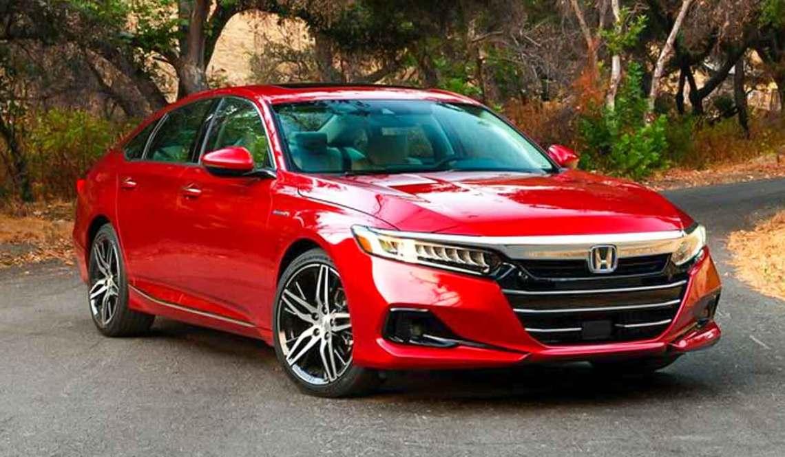 2021 Honda Accord Sedan wheels. Canadian-exclusive SE trim