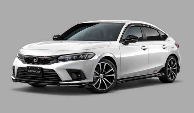 2023 Honda Civic EG2