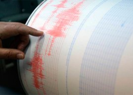 Copeco registra un tercer temblor de 5. 34 grados al sur de Honduras