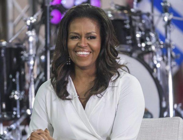 Michelle Obama desvela que sus hijas nacieron por fecundación 'in vitro'