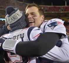Tom Brady lleva a los Patriots al Super Bowl 2019 contra Los Ángeles Rams