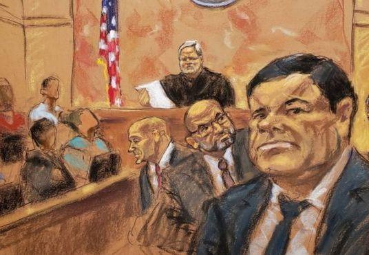 """Juicio a """"El Chapo"""" Guzmán: el líder del cartel de Sinaloa es declarado culpable en el mayor juicio por narcotráfico en la historia de EE.UU."""