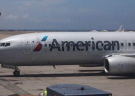 Crisis en Venezuela: American Airlines suspende sus vuelos al país latinoamericano por cuestiones de seguridad