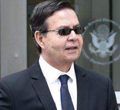 Posponen sentencia a expresidente hondureño Callejas