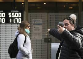 Pánico en los mercados financieros de Argentina tras la derrota de Mauricio Macri