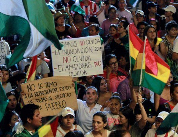 El sector más duro de la oposición a Evo Morales toma las riendas de las protestas en Bolivia