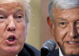 Trump urge a México a lanzar «guerra» contra carteles tras ataque a mormones