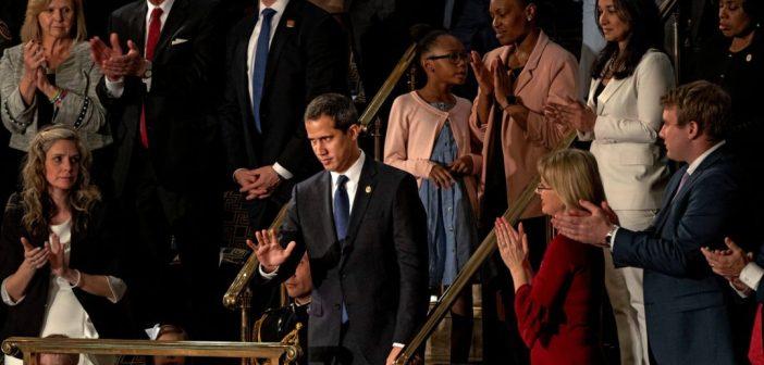 El respaldo de Donald Trump oculta una perspectiva sombría para Juan Guaidó