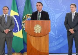 Un octavo ministro de Bolsonaro da positivo por coronavirus