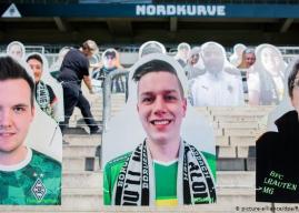 Fanáticos podrían regresar a juegos de Bundesliga en septiembre