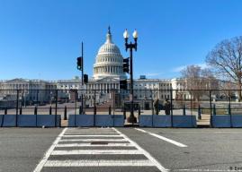 Washington se blinda con 21.000 efectivos para investidura de Joe Biden