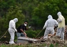 Superan las cinco mil muertes oficiales por COVID-19, reporta Sinager