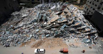"""El Consejo de Seguridad de la ONU pide """"la plena adhesión al alto el fuego"""" entre Israel y la Franja de Gaza"""