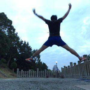 腰痛でもジャンプ