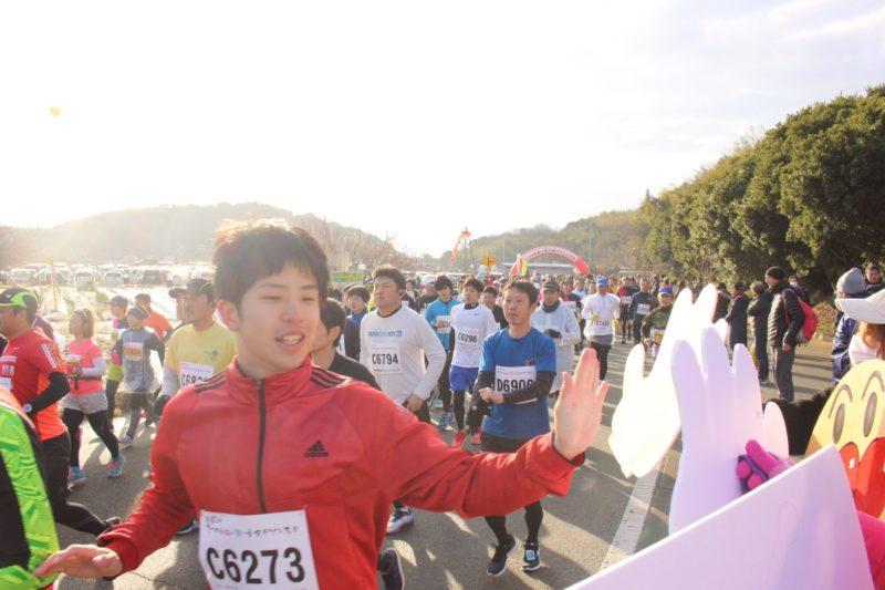 第47回たつの市梅と潮の香マラソン大会 田宮22