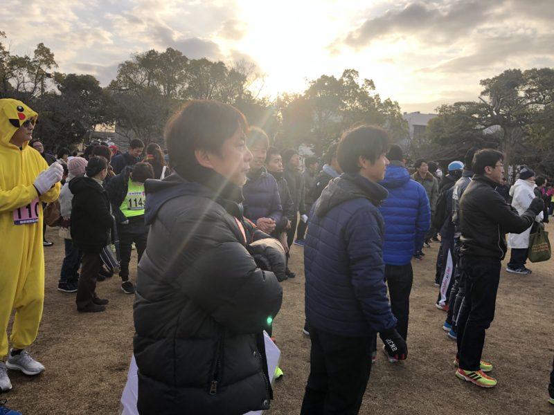 姫路城駅伝大会20191
