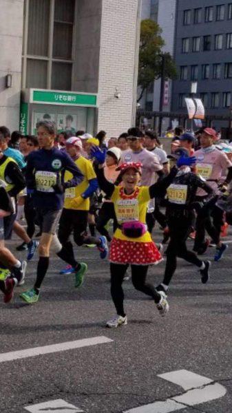 世界遺産姫路城マラソン2019 yuaさん