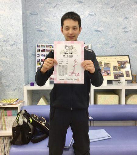 世界遺産姫路城マラソン2019 kakさん2