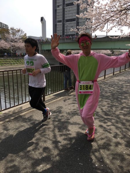 2019ユニセフカップ芦屋さくらファンラン1