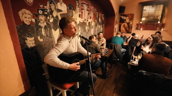 BEST LIVE MUSIC IN PRAGUE