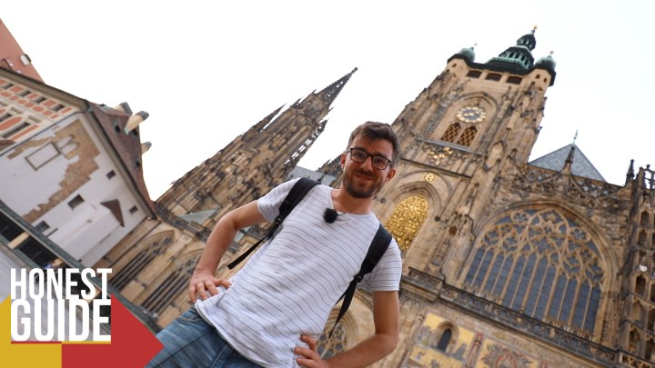 PRAGUE CASTLE WITHOUT TOURISTS? YES!