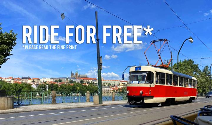 5 things you didn't know about Prague trams