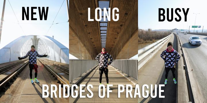 Prague Bridges – We Ran Them All!