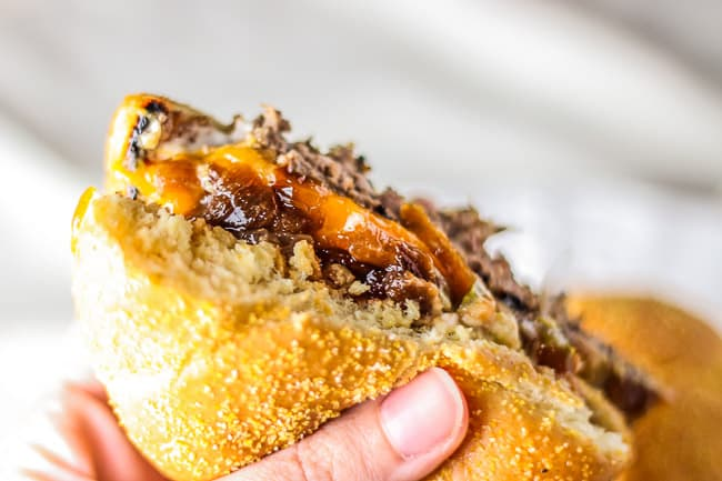 Homemade Butter Burgers