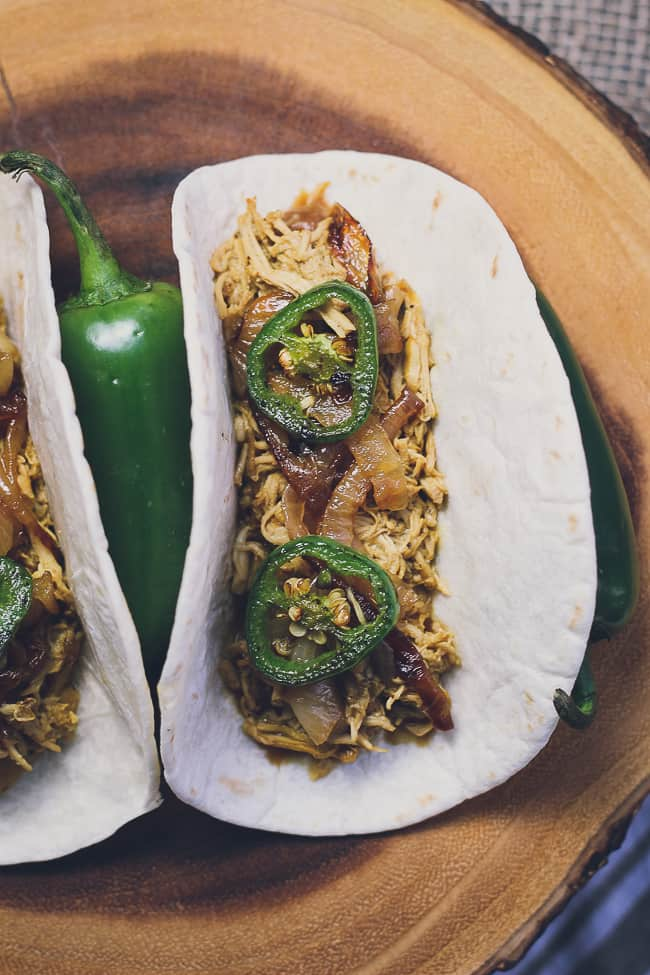 pulled chicken tacos with charred jalapenos-16
