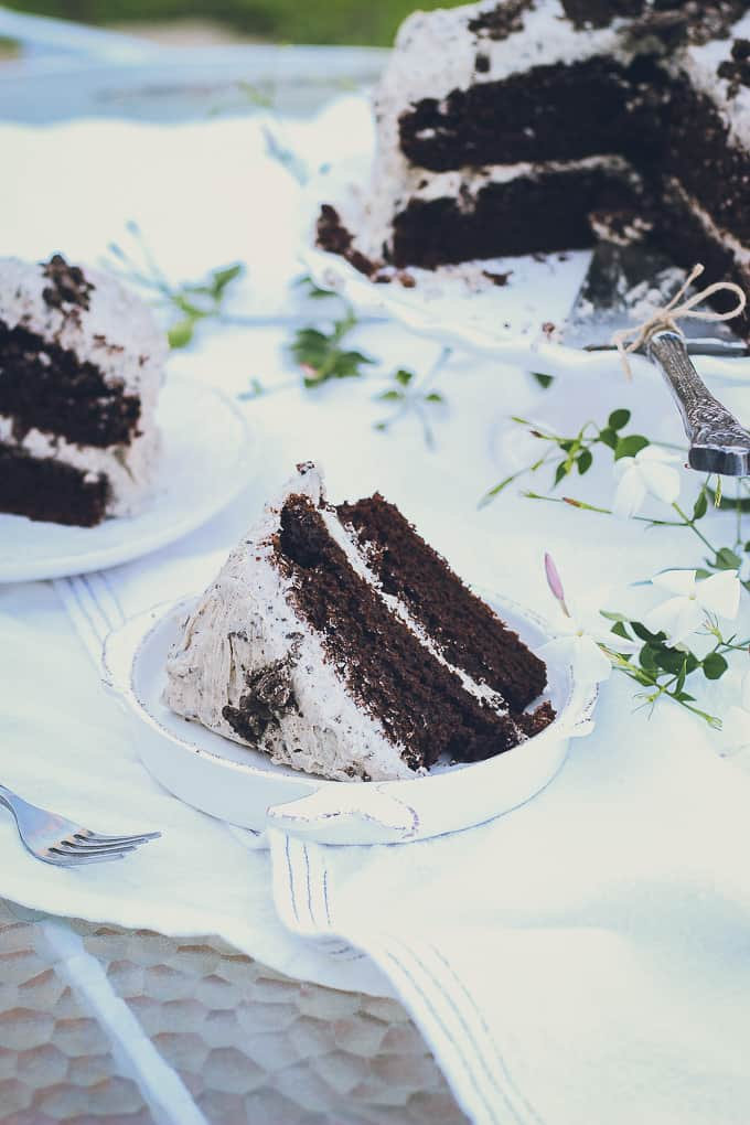 Cookies and Cream Cake-23