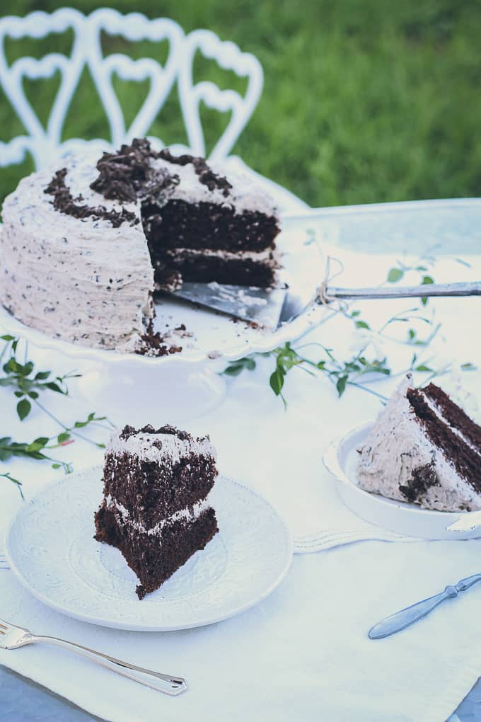 Cookies and Cream Cake-25