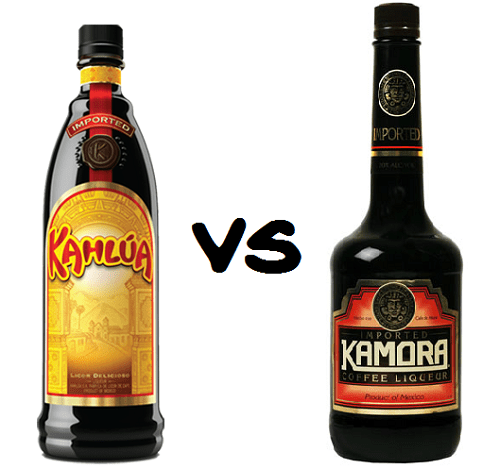 Kamora Coffee Liqueur Drink Recipes