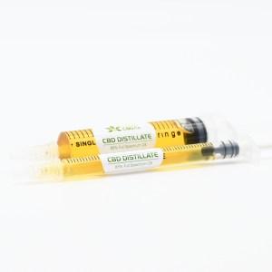 85% Full Spectrum Distillate Oil