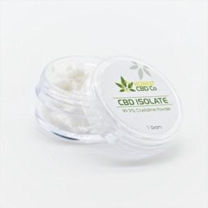 99.9% CBD Isolate