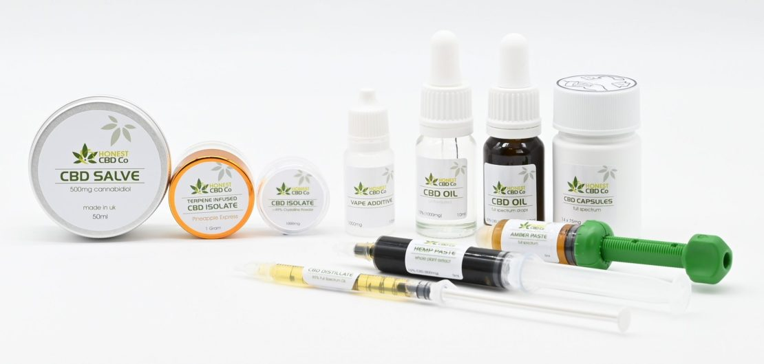 Honest CBD Co Products
