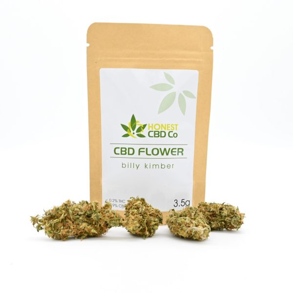 Billy Kimber CBD Flowers