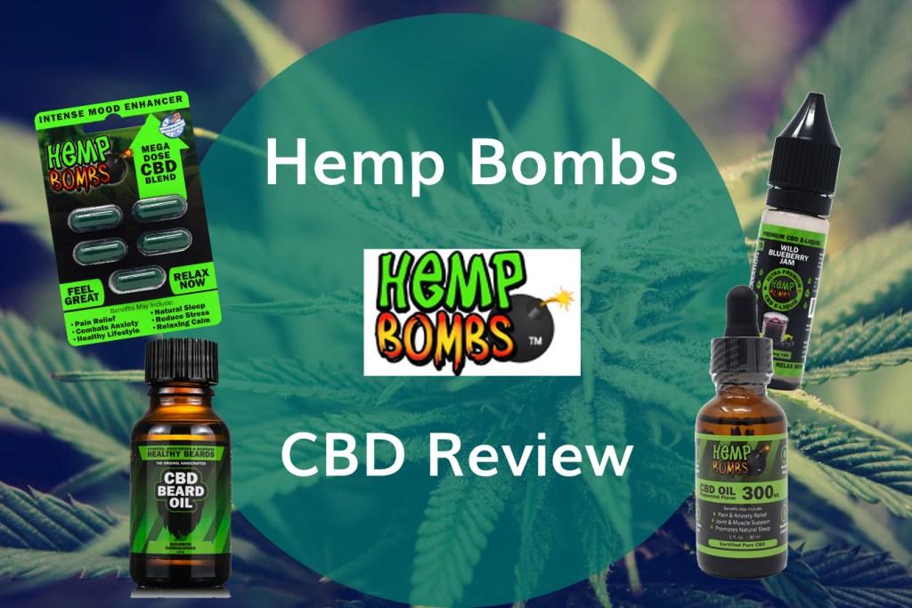 Hemp Bombs REVIEW [2019] Explosively Good CBD | Honest CBD Reviews
