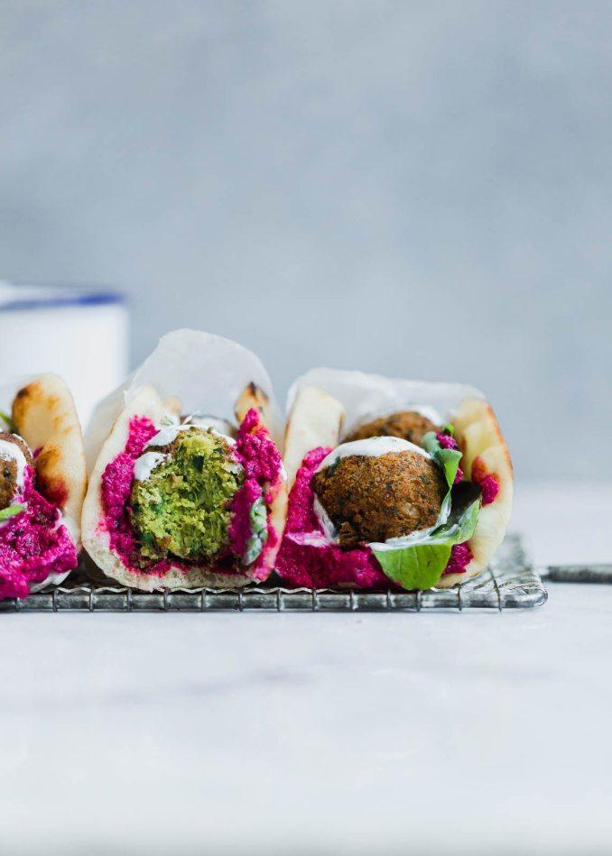 New Ways to Eat Falafel – Honest Cooking