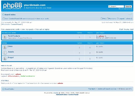 phpbb-forum